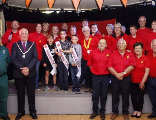 Swanage Carnival Ambassador Competition Winners 2019